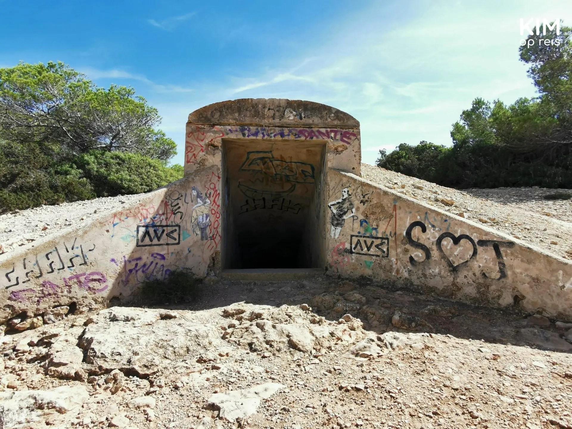 Bunker Es Bol Nou
