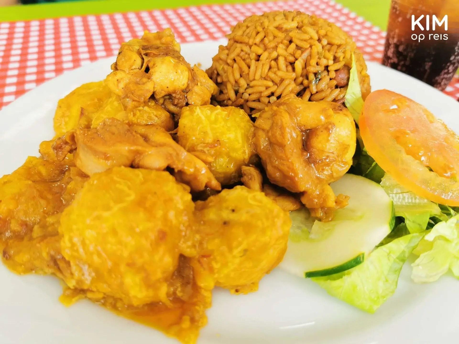 Plasa Bieu chicken Curaçao