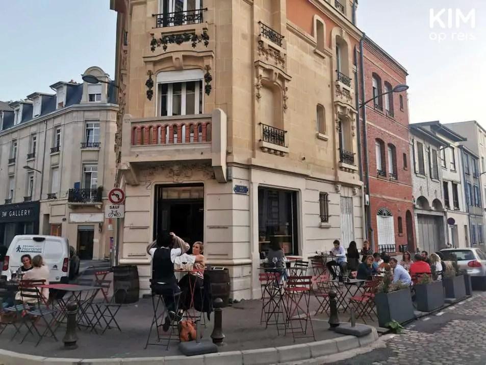 Wijnbar Aux 3 P'tits Bouchons