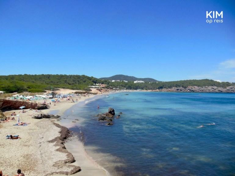 Cala Nova Ibiza - baai van Cala Nova