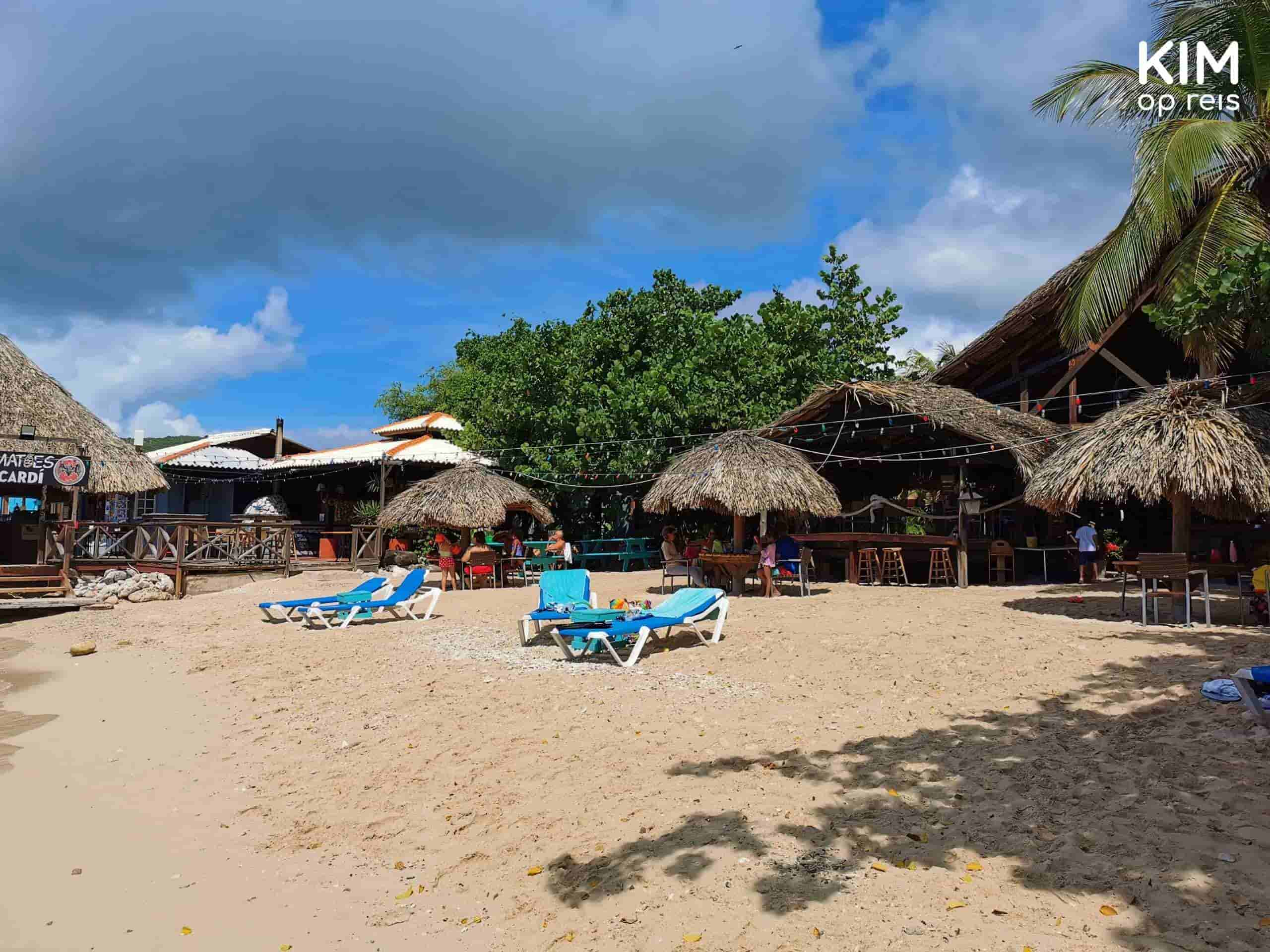 Playa Pescadera Curaçao: Pirate Bay beach house