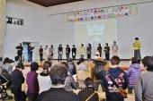 O-SUMI BOSAI FESのステージ