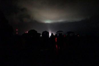 20:04、ロケットの丘展望所