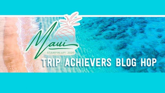 Maui Achievers July Blog Hop
