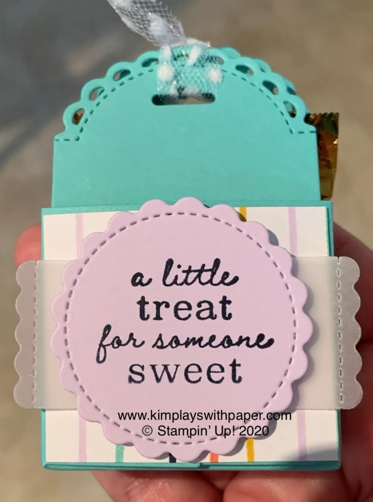 Little Treat Box Dies