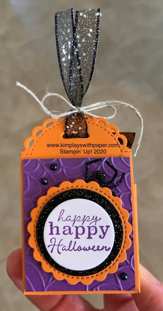Stampin' Friends Halloween Little Treats