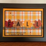 How to Create a Fall Seasonal Frame