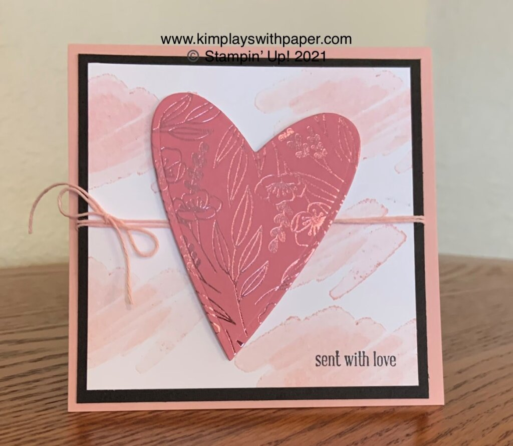 Valentine's Day Card Samples