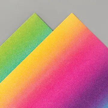 Rainbox Glimmer Paper