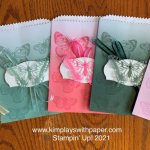 Ombre Gift Bags