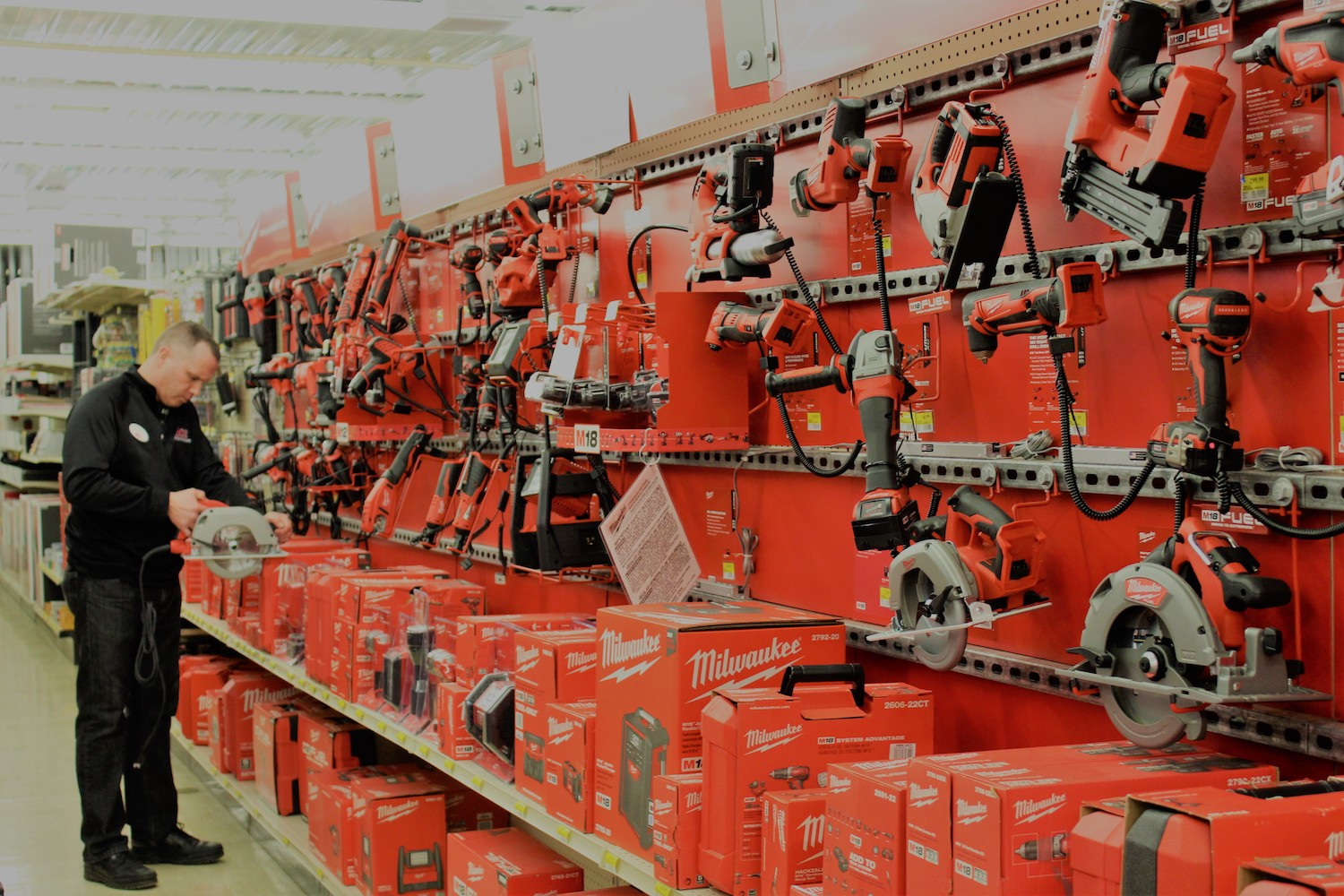 Our Selection of Milwaukee Tools