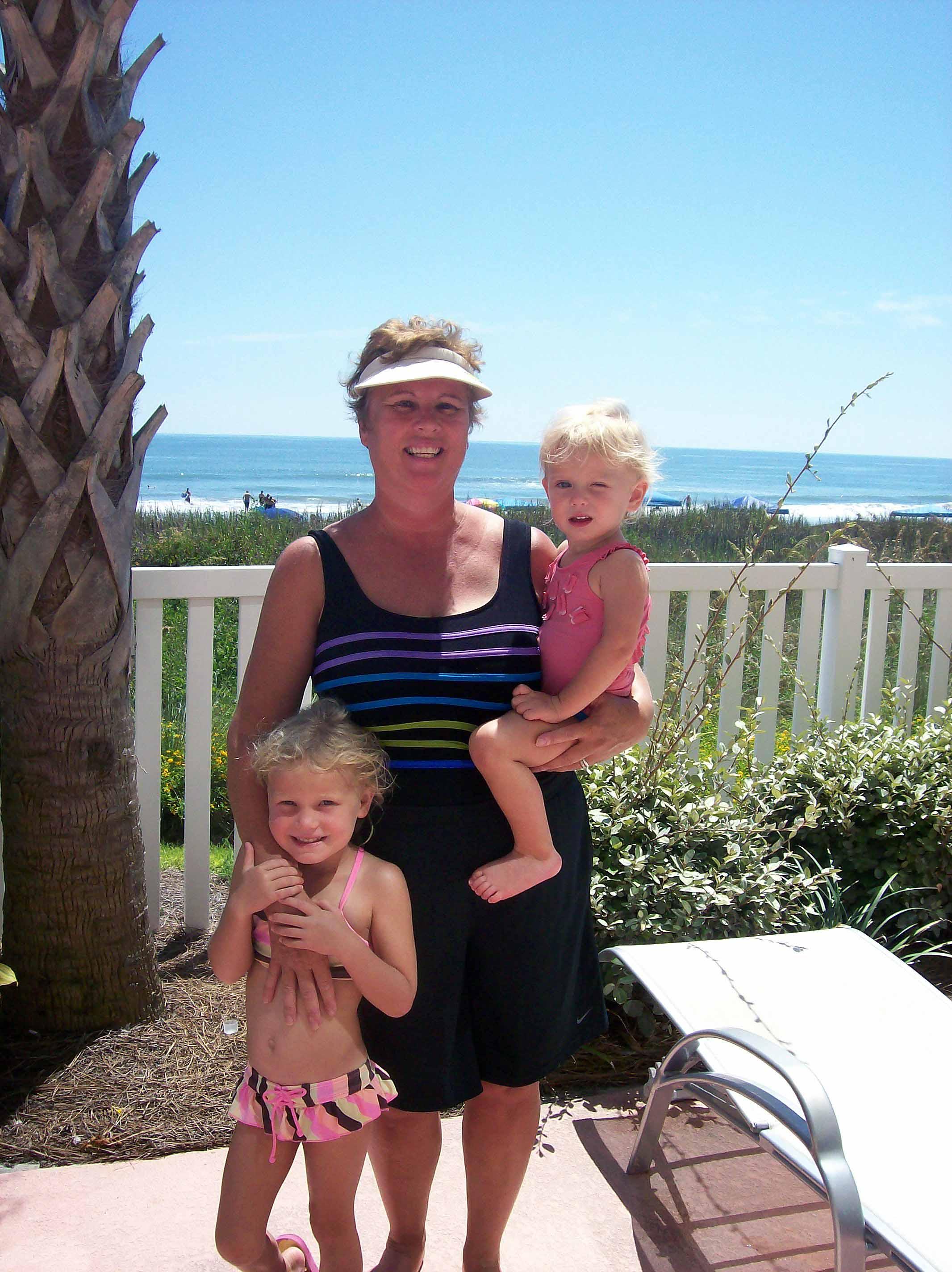 Nana and her girls