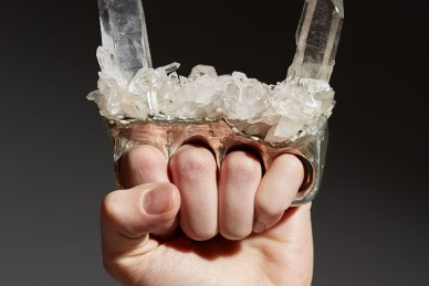 Devil Horn Quartz Ring Debra Baxter