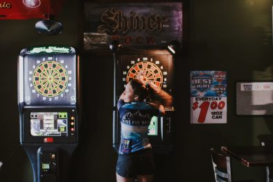 darts at Tipsy's