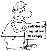 Self-help cognitive therapy