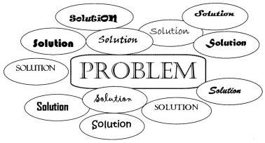 problem solution solution solution