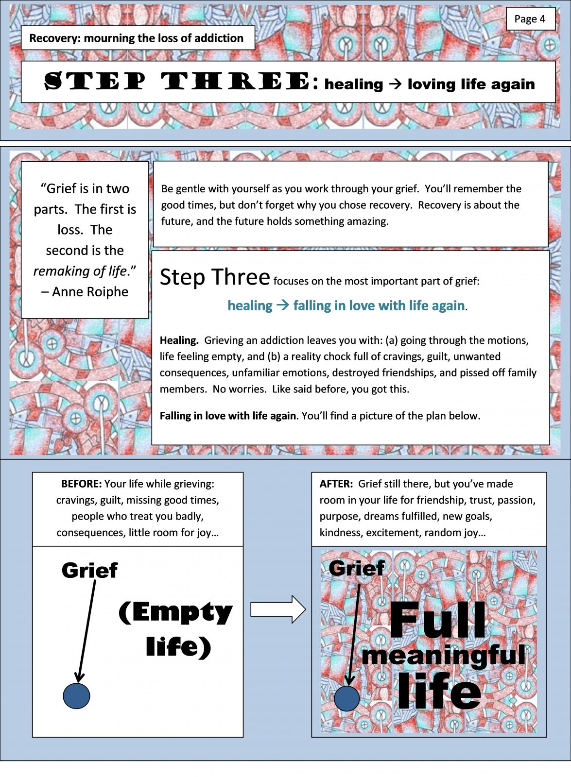 mourning addiction page 4