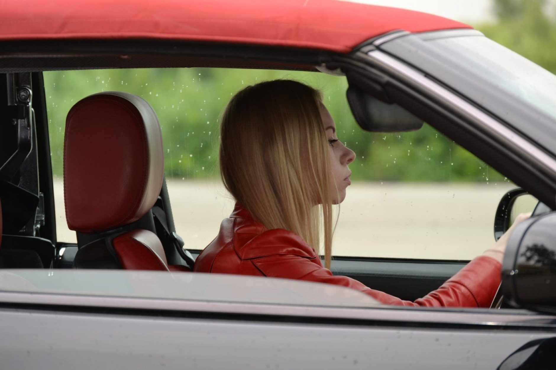 adult automobile automotive car