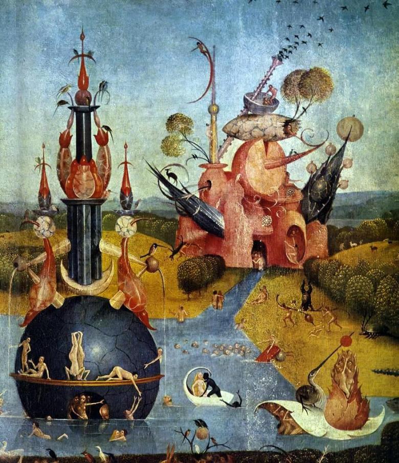 Bosch, Garden of Delights