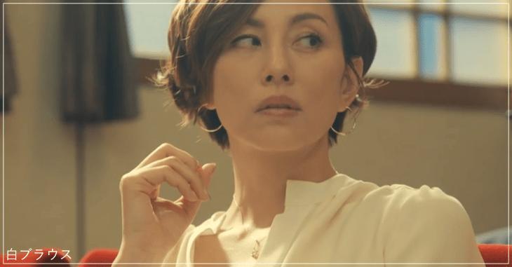 リーガルV[5話]米倉涼子のファッション!ルブタンにサンローランも!a14