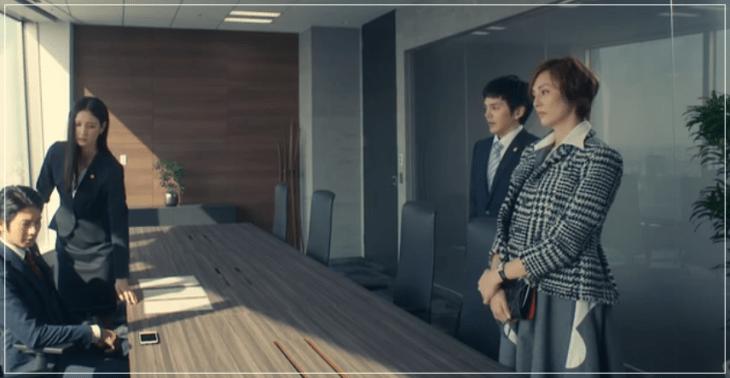リーガルV[7話]米倉涼子の衣装のブランド!ルイ・ヴィトンにロエベもa39