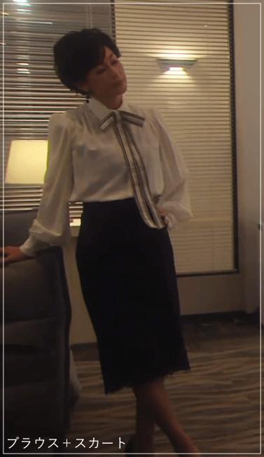 SUITS/スーツ[7話] 鈴木保奈美の衣装!カルティエにアクセサリーも!a9