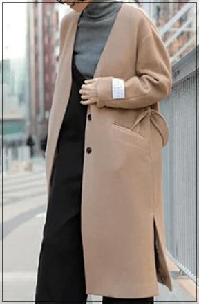 トレース[2話]新木優子の服のブランド!バッグに靴やコートも!noname3