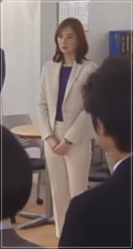 家売るオンナの逆襲[7話]北川景子の衣装!スーツにバッグにネックレス2