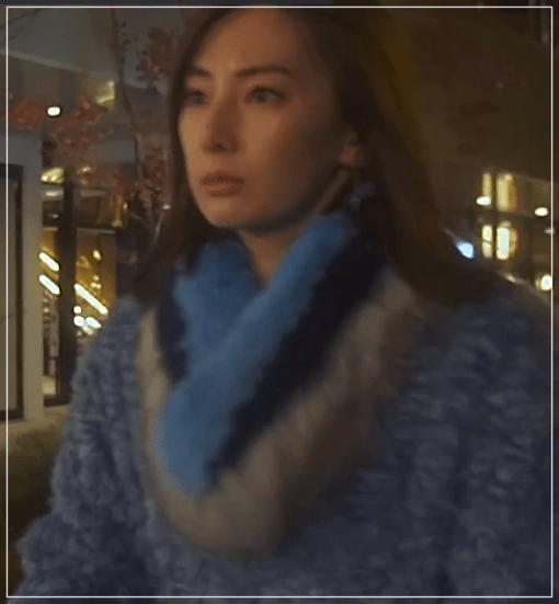 家売るオンナの逆襲[8話]北川景子の衣装!ファーマフラーにコートもw7