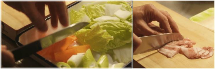 きのう何食べた?[5話]レシピ!ケンジのサッポロ一番みそラーメン