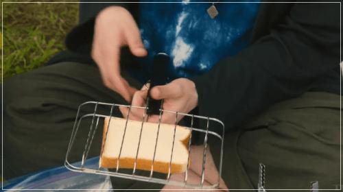 凪のお暇[2話] レシピ!ゴンのツナ缶のっけトースト・ツナマヨチーズ