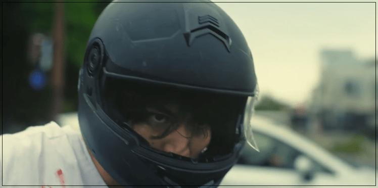 「TWO WEEKS」三浦春馬のバイク姿がかっこいい!逃亡シーンの連続画像!