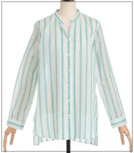 わたし旦那をシェアしてた[6話]小池栄子の衣装!コートやピアス・ブラウス