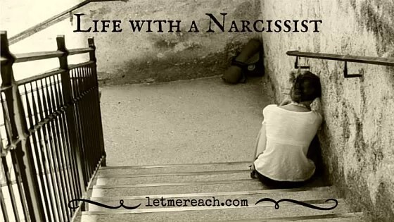 Life with a narcissist