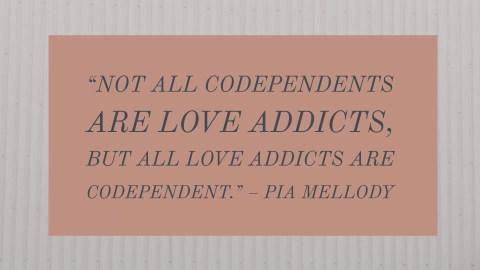 love addiction explained
