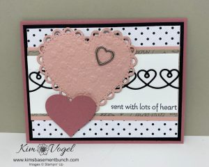 Day Two of our Seven Days of Valentines Cards
