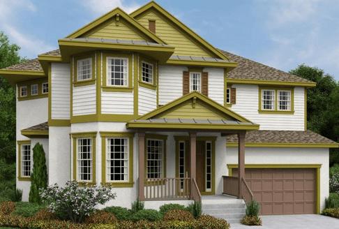 Mirabay Ashton Woods Homes Apollo Beach Florida