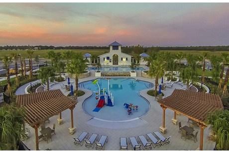 FishHawk Ranch  Lithia Florida New Homes Community