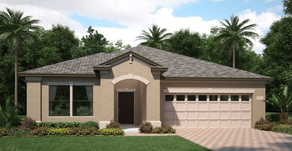 Riverview Florida New Homes and nearby Restaurants, Shopping, and Entertainment.