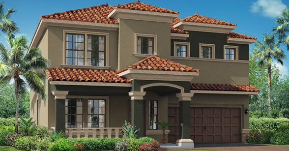WATERLEAF LH ~ LUXURY HOMES BY LENNAR