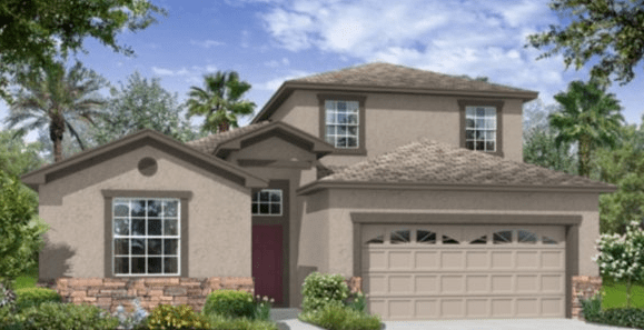 Lennar Homes Sereno Wimauma Florida