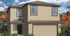 Belmont/Belmont-Manors The Hawthorne 2,440 sq. ft .4 Bedrooms 2.5 Bathrooms 1 Half bathroom 2 Car Garage 2 Stories Ruskin Florida