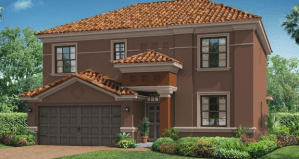 LENNAR HOMES AT WATERLEAF IN RIVERVIEW ON BIG BEND