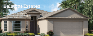 Belmont/Belmont-Estates The Oakmont 1,724 sq. ft. 3 Bedrooms 2 Bathrooms 2 Car Garage 1 Story Ruskin Florida