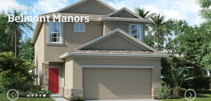 Belmont/Belmont-Manors The Rockefeller 2,574 sq. ft. 4 Bedrooms 3 Bathrooms 2 Car Garage 2 Stories Ruskin Florida