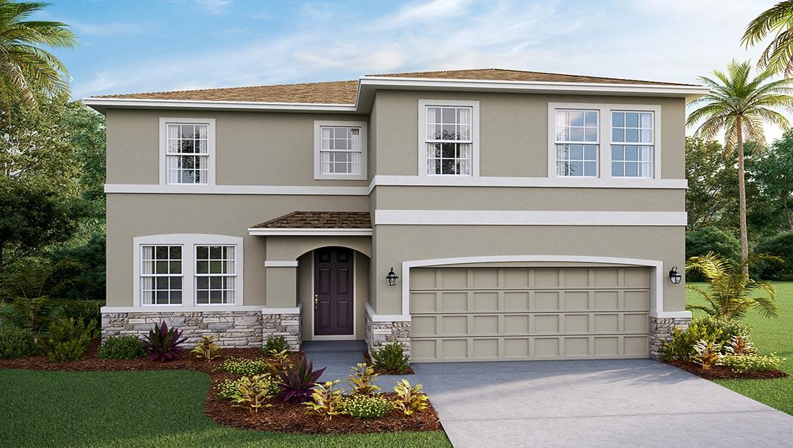 33556 New Home Communities Odessa Florida