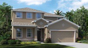 Vista-Palms/Vista-Palms-Estates/The Patriot 2,765 sq. ft. 4 Bedrooms 3.5 Bathrooms 1 Half bathroom 2 Car Garage 2 Stories Wimauma Fl