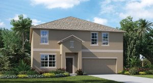 Stonegate-at-Ayersworth/Sequoia 3889 sq.ft. 6 Bedrooms 3 Bathrooms 3 Car Garage 2 Stories Wimauma Florida