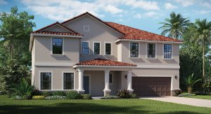 Read more about the article Waterleaf/Waterleaf-Executive/The Stonewood 2,926 sq. ft. 4 Bedrooms 2.5 Bathrooms 3 Car Garage 2 Stories Riverview Fl