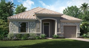 Read more about the article ChampionsGate Florida/The Aruba 2,212 sq. ft. 4 Bedrooms 3 Bathrooms 1 Car Garage 1 Story